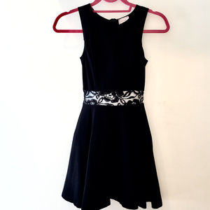 Love... Ady Fit & Flare Lace Skater Dress
